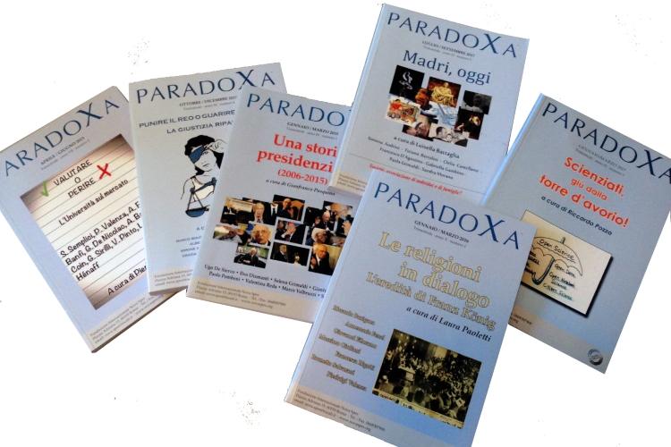Rivista Paradoxa