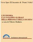 1989 - L'economia e lo sviluppo globale della persona e della società
