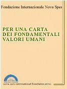 1993 - Per una carta dei fondamentali valori umani