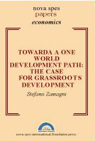1994 - Toward a one world development path