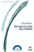 1998 - Per una cultura dell'essere